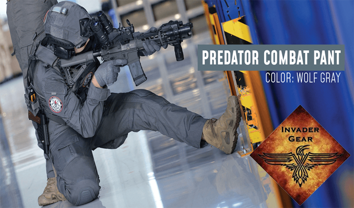 Invader Gear is a brand of tactical, military style clothinig and accessories specifically for airsoft. Providing a range of UBAC's, trousers and smocks